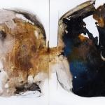 Alex Gough, Wilderness in Paint 101, 59.4 x 42cm, 2019