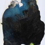 Alex Gough, Wilderness in Paint 143, 29.7 x 42cm, 2019