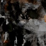 Alex Gough, Wilderness in Paint 41, 152.5 x 236cm, 2017