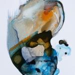 Alex Gough, Wilderness in Paint 87, 42 x 59.4cm, 2019