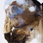 Alex Gough, Wilderness in Paint 112, 42 x 59.4cm, 2019