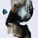 Alex Gough, Wilderness in Paint 88, 42 x 59.4cm, 2019