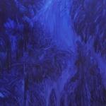 Metsäaukio 160 x 120 cm Oil on canvas 2009
