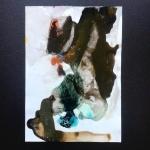 Alex Gough, Wilderness in Paint 157, 21 x 29.5cm, 2020