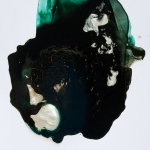 Alex Gough, Wilderness in Paint 151, 29.7 x 42cm, 2019