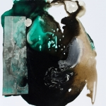 Alex Gough, Wilderness in Paint 109, 42 x 59.4cm, 2019
