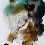 Alex Gough, Wilderness in Paint 93, 42 x 59.4cm, 2019
