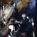 Alex Gough, Wilderness in Paint 103, 42 x 59.4cm, 2019