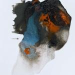 Alex Gough, Wilderness in Paint 83, 42 x 59.4cm, 2019