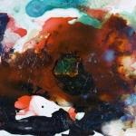 Alex Gough, Wilderness in Paint 105, 42 x 59.4cm, 2019
