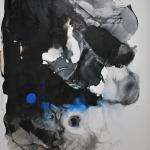 Alex Gough, Wilderness in Paint 42, 152.5 x 210cm, 2017