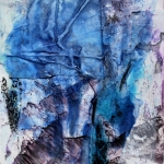 Alex Gough, Wilderness in Paint 66, 21 x 29.5cm, 2018