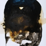 Alex Gough, Wilderness in Paint 149, 29.7 x 42cm, 2019