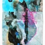 Alex Gough, Wilderness in Paint 74, 21 x 29.5cm, 2018