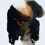 Alex Gough, Wilderness in Paint 100, 42 x 59.4cm, 2019