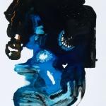 Alex Gough, Wilderness in Paint 110, 42 x 59.4cm, 2019