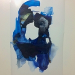 Alex Gough, Wilderness in Paint 56, 91 x 152.5cm, 2018