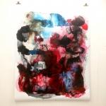 Alex Gough, Wilderness in Paint 174, 152.5 x 194cm, 2018
