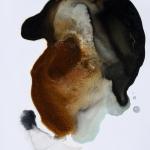 Alex Gough, Wilderness in Paint 148, 29.7 x 42cm, 2019