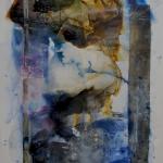 Alex Gough, Wilderness in Paint 62, 97 x 152.5cm, 2018