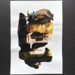Alex Gough, Wilderness in Paint 161, 21 x 29.5cm, 2020