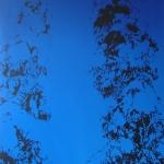 Lumen loiste 100 x 190 cm Oil, acrylic & ink on canvas. 2006
