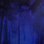 Metsäaukio Tunturilla 150 x 120 cm Oil on canvas 2009