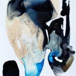 Alex Gough, Wilderness in Paint 140, 29.7 x 42cm, 2018