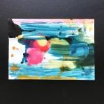 Alex Gough, Wilderness in Paint 24, 21 x 29.5cm, 2011