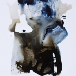 Alex Gough, Wilderness in Paint 81, 42 x 59.4cm, 2019