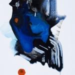 Alex Gough, Wilderness in Paint 84, 42 x 59.4cm, 2019