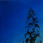 Talven Tulo 190 x 110 cm Oil, Acrylic & ink on canvas. 2007