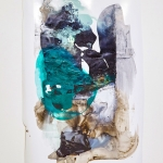 Alex Gough, Wilderness in Paint 71, 92 x 152.5cm, 2018c