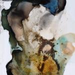 Alex Gough, Wilderness in Paint 92, 42 x 59.4cm, 2019