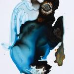 Alex Gough, Wilderness in Paint 85, 42m x 59.4cm, 2019