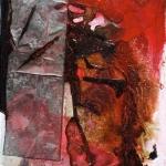 Alex Gough, Wilderness in Paint 152, 29.7 x 42cm, 2019