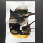 Alex Gough, Wilderness in Paint 164, 21 x 29.5cm, 2020