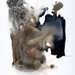 Alex Gough, Wilderness in Paint 79, 29.7 x 42cm, 2018