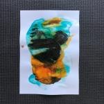 Alex Gough, Wilderness in Paint 169, 21 x 29.5cm, 2020