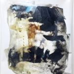 Alex Gough, Wilderness in Paint 173, 152.5 x 192.5cm, 2019