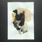 Alex Gough, Wilderness in Paint 125, 21 x 29.5cm, 2020