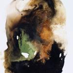 Alex Gough, Wilderness in Paint 98, 42 x 59.4cm, 2019