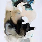 Alex Gough, Wilderness in Paint 144, 29.7 x 42cm, 2019