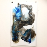 Alex Gough, Wilderness in Paint 175, 152.5 x 236cm, 2018
